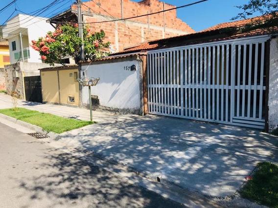 Casa Com 3 Dormitórios À Venda No Cond. Boa Vista - Itaipu Por R$ 590.000,00 - Ca0015
