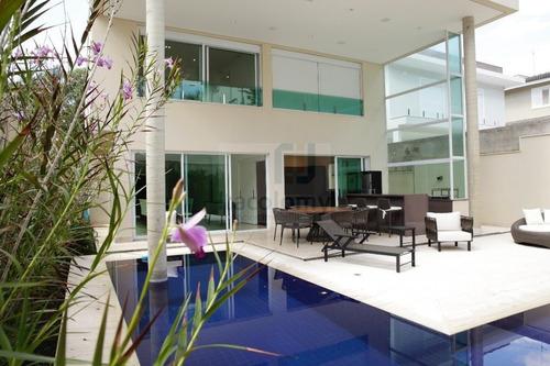 Ref: 1491 Casa Nova No Alphaville 11 T - 1491