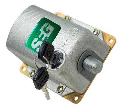Electro Cerradura Seg 220v Para Motores Corredizos