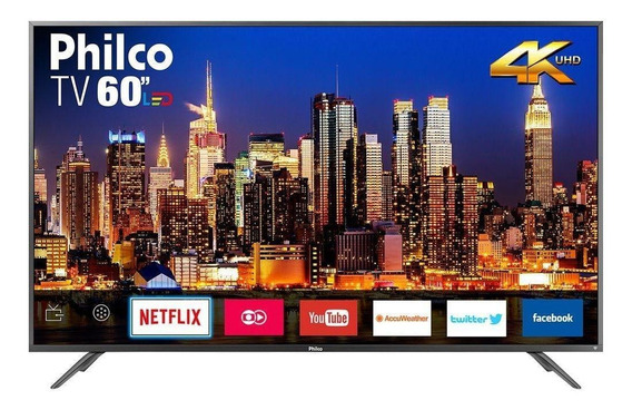 Smart TV Philco PTV60F90DSWNS LED 4K 60""