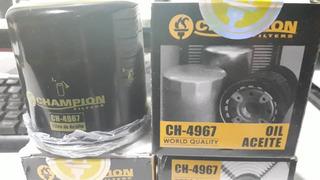 Filtro De Aceite Champion Ch-4967 Terios/corolla/yaris