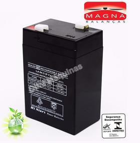 Bateria Para Balança Digital Eletrônica Magna