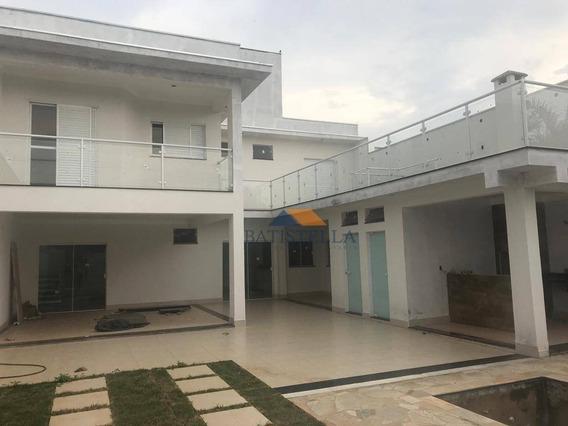 Casa À Venda, 300 M² Por R$ 1.000.000,00 - Roland Iii - Limeira/sp - Ca0977