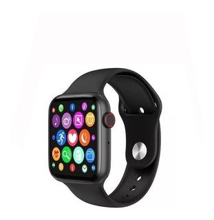 Relogio Smartwatch Inteligente Iwo 8 Lite 44 Mm Promoção Top