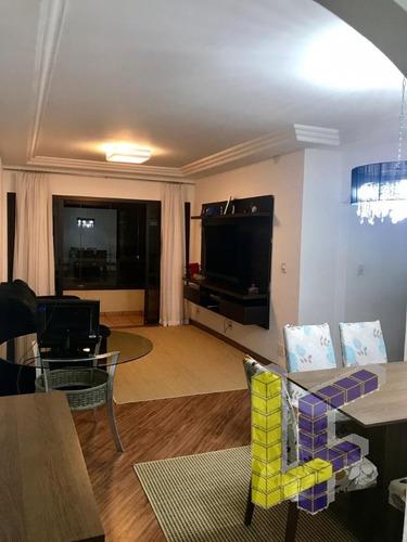 Apartamento Mobiliado - B. Sto Antonio - 16787