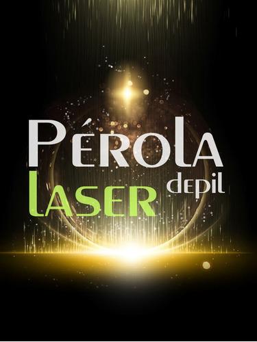 Imagem 1 de 1 de Depilação A Laser - Dez Sessões - Unidade Lauro De Freitas !