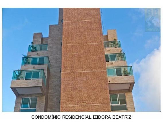 Apartamento Para Venda Em Natal, Capim Macio, 4 Dormitórios, 2 Suítes, 4 Banheiros, 2 Vagas - Izidora Beatriz Dpl