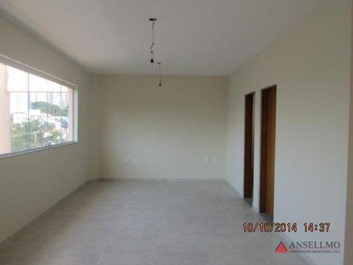 Imagem 1 de 3 de Sala Para Alugar, 43 M² Por R$ 1.000,00/mês - Centro - São Bernardo Do Campo/sp - Sa0254