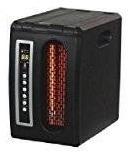 World Marketing - Qde1320 - Calentador Infrarrojo Compacto N