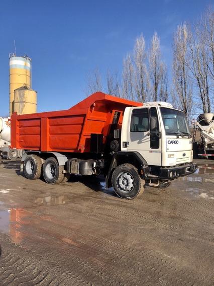Camion Ford Cargo Tatu (2632) 6x4