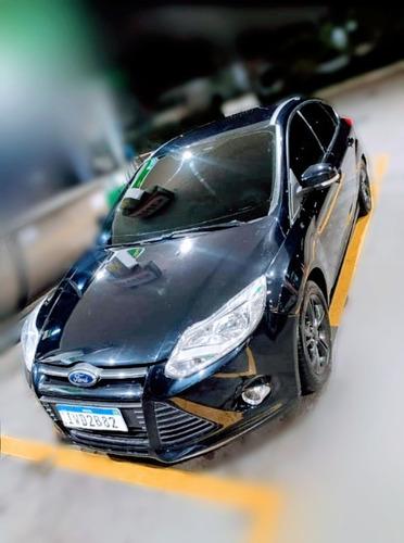 Ford Focus 2015 1.6 Se Flex Aut. 5p