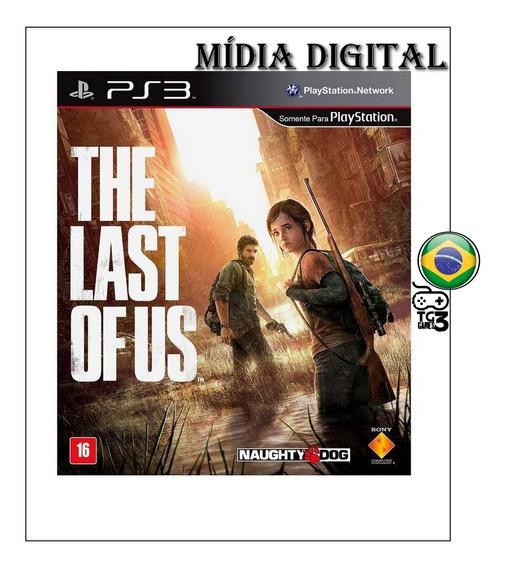 The Last Of Us - Ps3 Psn - Mídia Digital [dublado]