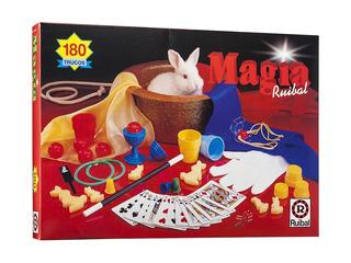 Juego Magia Ruibal 180 Trucos (desde 8 Años)
