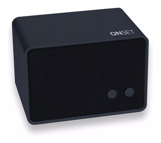 Parlantes Bluetooth Onset Vintage Inalamb Usb Negro O Blanco