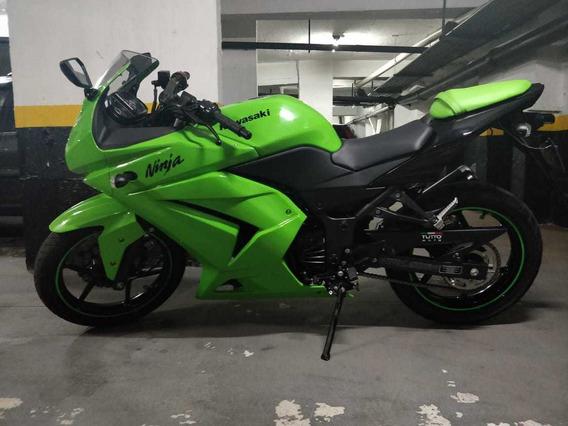 Kawasaki Ninja 250r - Super Nova - Baixo Km -