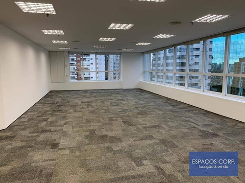 Imagem 1 de 15 de Conjunto Comercial À Venda E/ou Locação, 112m² - Brooklin - São Paulo/sp - Cj2454