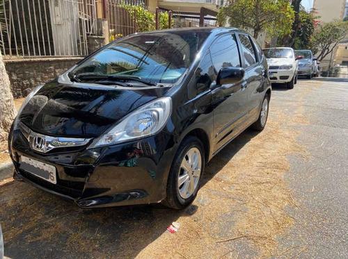 Imagem 1 de 9 de Honda Fit 2013 1.4 Lx Flex Aut. 5p