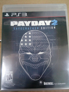 Payday 2 Safecracker Edition - Ps3