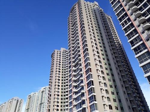 Imagen 1 de 14 de Venta De Apartamento De 94 M2 En San Francisco Bay 21-11354