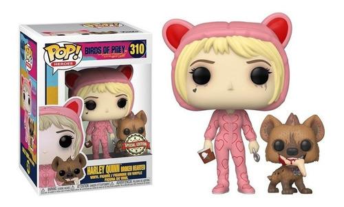 Harley Quinn - Ed. Esp #310 - Dc - Funko Pop -collectoys