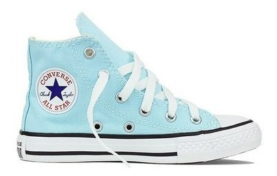 Tênis Converse Chuck Taylor All Star Low Infantil Azul Agua