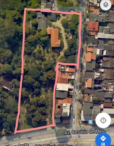 Área Para Venda Em Rio De Janeiro, Campo Grande - 8005_1-1438561