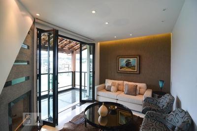 Casa Mobiliada Com 5 Dormitórios E 4 Garagens - Id: 892885887 - 185887