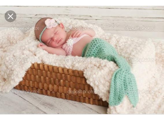 Sereia De Croche (newborn)