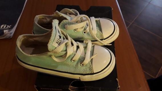 Zapatos Converse Originales Usado En Buen Estado Unisex