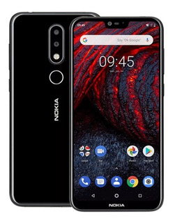 Nokia X6 6gb Ram 64gb Arm Snap 636, Android 9, 5.8 Polegadas