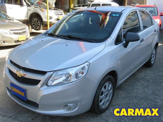 Chevrolet Sail Lt Mec 1.4 2013 Financiamos Hasta El 100%