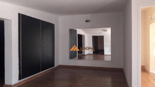 Casa Para Alugar, 393 M² Por R$ 10.000,00/mês - Jardim Sumaré - Ribeirão Preto/sp - Ca1996