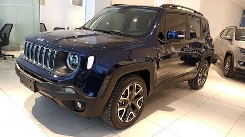 Jeep Renegade Longitude 2021 Reserve Y Financie A Tasa 0%