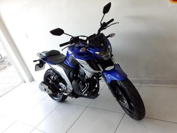 Yamaha 250 Fazer Flex Rua