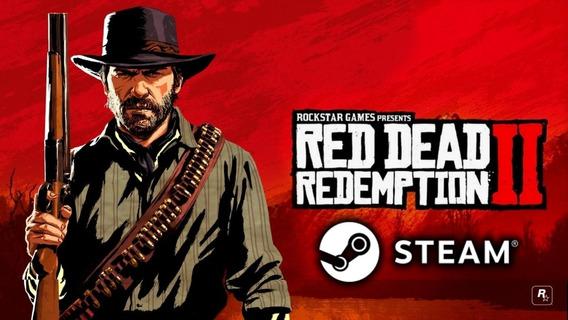 Red Dead Redemption 2 Rockstar Envio Imediato Steam