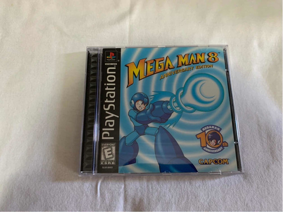 Mega Man 8 Ps1 Americano Original #2