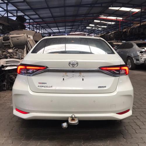 Sucata Toyota Corolla 2.0 2019/2020 177cvs