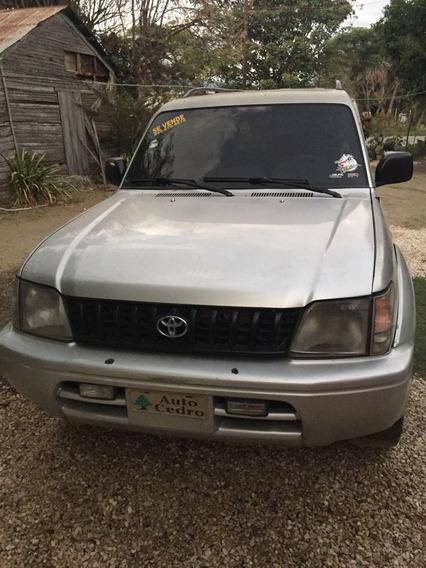 Toyota Land Cruiser A