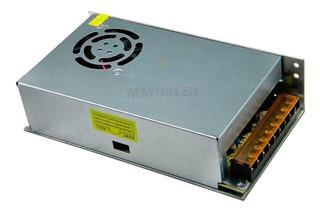 Fuente Switching Metalica 24v 10a Transformador Lcd Tira Led