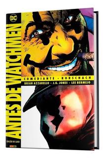 Dc - Antes De Watchmen: Edição De Luxo
