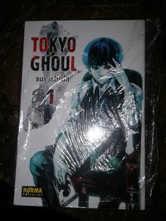 Manga De Tokyo Ghoul