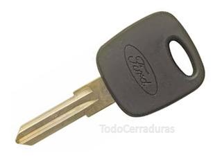 Llave Codificada Para Ford Ecosport Hasta El 2011
