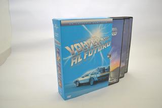 Volver Al Futuro Pack De Colección
