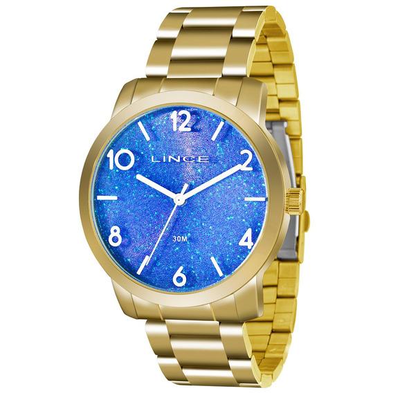 Relógio Lince Feminino Lrg4366l D2kx