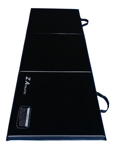 Imagen 1 de 3 de Colchón Plegable Para Gimnasia, Pilates Y Yoga Z-athletic
