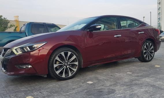Nissan Maxima Sr 2016, 2016, No Cambios