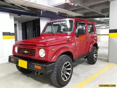 Chevrolet Samurai 1300 Cc