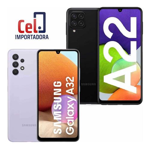 Imagen 1 de 6 de Samsung A22 64gb $215 / A22 128gb $235 / A32 128gb $259