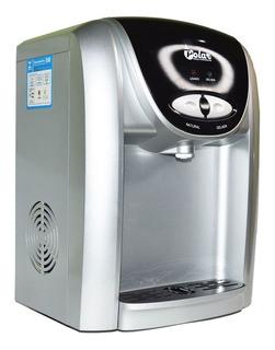 Purificador Bebedouro Água Gelada Eletrônico Prata 220v