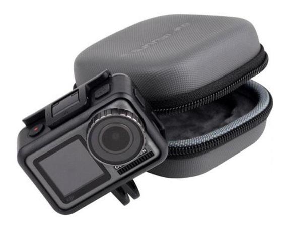Bolsa Case Compacta Para Câmera Dji Osmo Action